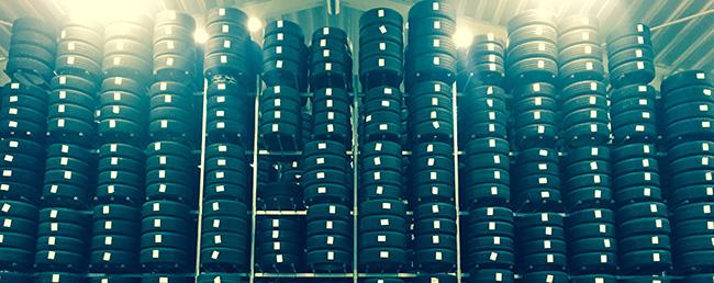 Värmdö Bilservice Däckstall